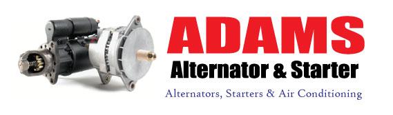 Adams Alternator & Starter